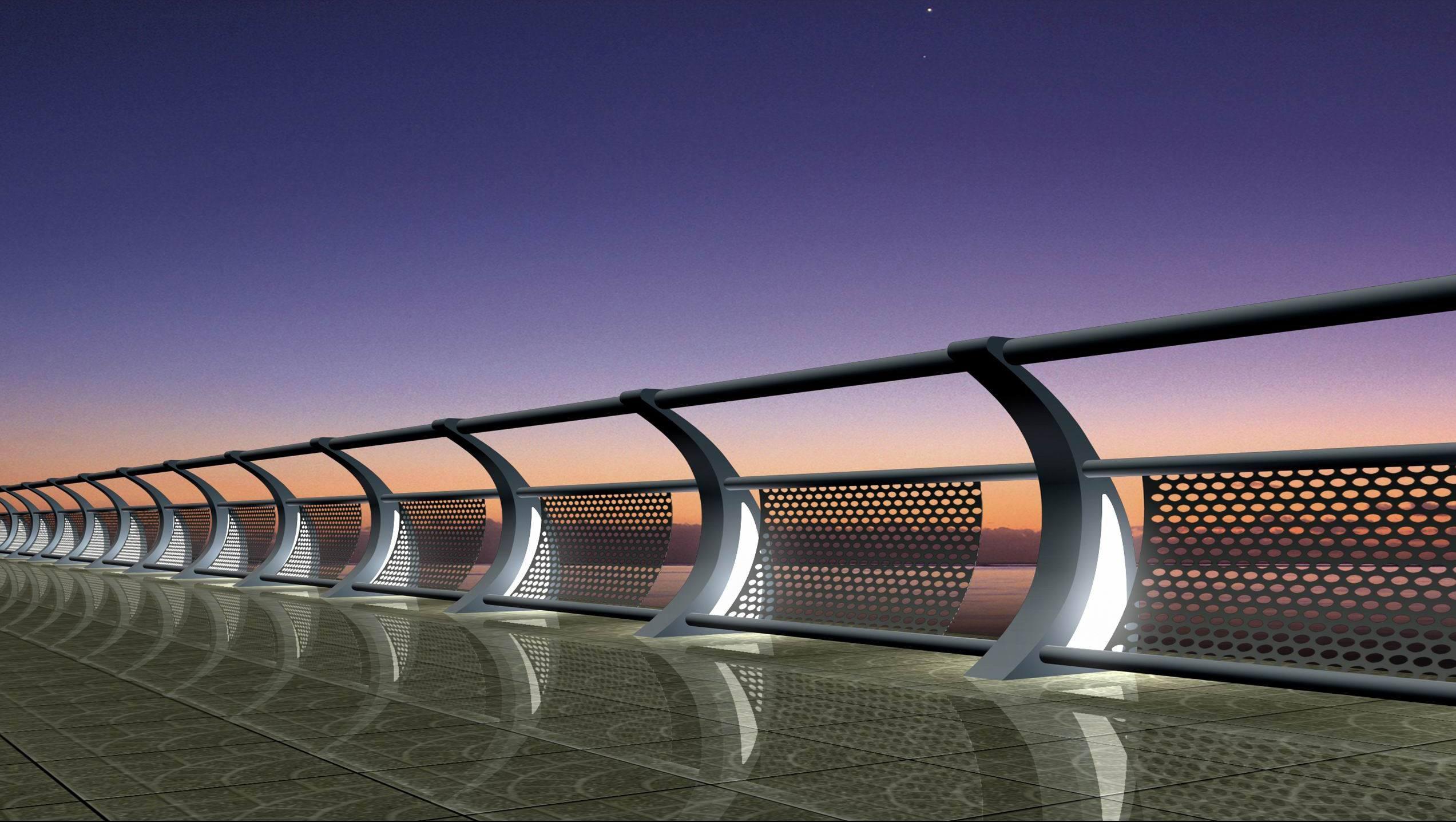 桥梁防抛钢板网的安装方式?