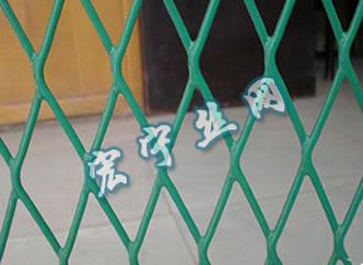 浸塑钢板网
